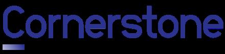 Försäljningschef till Cornerstone. logotyp